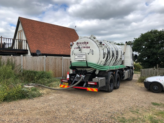 Drainage Contractors Essex