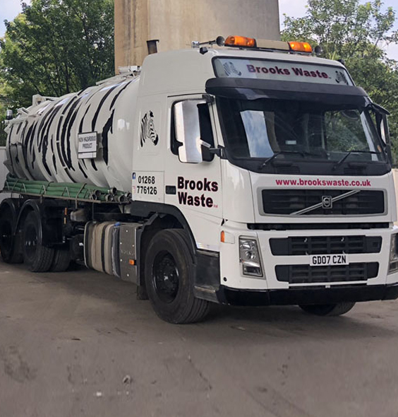 septic tank emptier essex